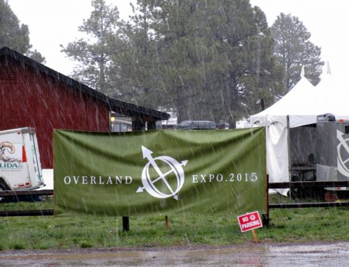 OverLand Expo – May 2015