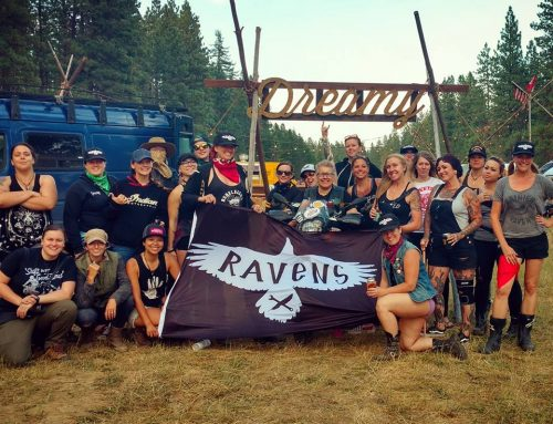 My Rainier Ravens – All Day – Every Day